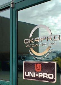 modern automotive repair shop in kelowna