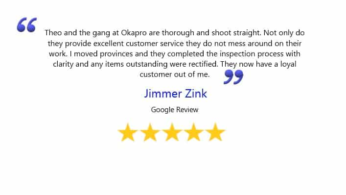 okapro automotive 5 star review