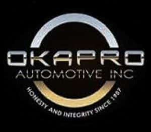 Okapro automotive shop in kelowna