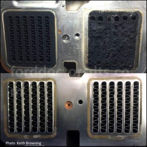 EGR System Cleaning
