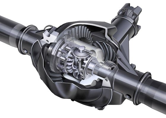 Differential and 4x4 Service Kelowna